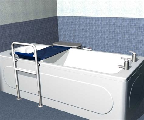 bathroom lifts handicap wheelchair assistance aquatec bath tub lift