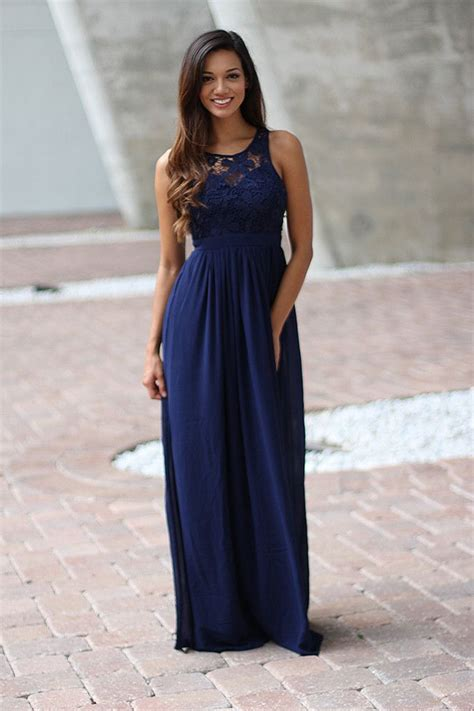 Maxi Vera Navy 17 best ideas about navy lace dresses on lace