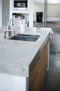 Concrete Kitchen Countertops 10 Most Popular Kitchen Countertops