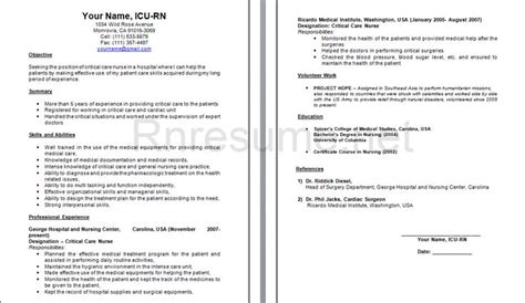 Care Critical Icu Resume Rn by 12 Best Rn Resume Images On Rn Resume Sle