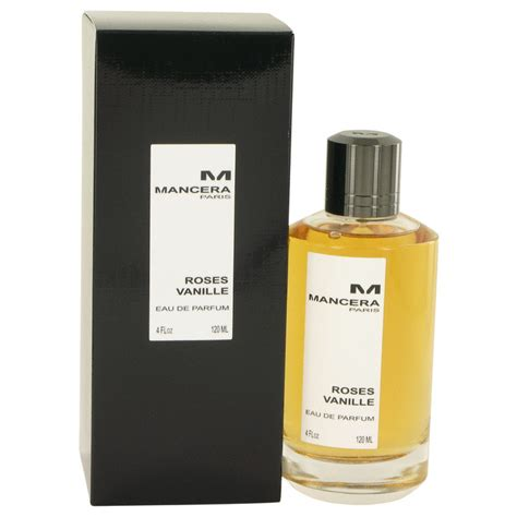 Parfum Xchange Femme parfum mancera roses vanille mancera eau de parfum 50ml