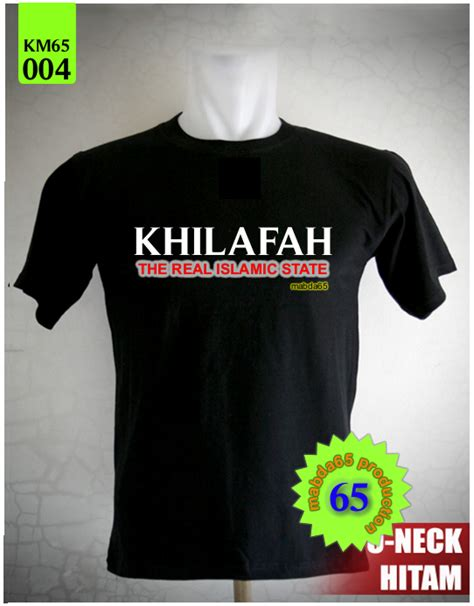 Terbaru Kaos Islam by Kaos Islam Ideologis Km65004 Jual Baju Kaos Muslim