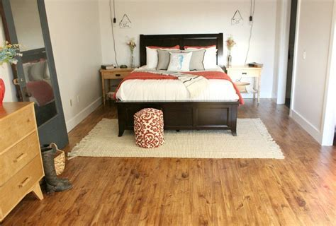 How We Installed Real Wood Floor for Less than $1.50 Per