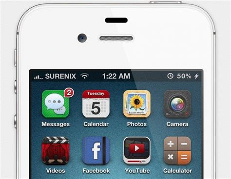 iphone jailbreak layout give your iphone a new look with this drop dead gorgeous
