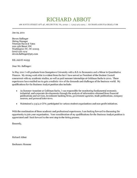 sample cover letters for students college admissions counselor cover