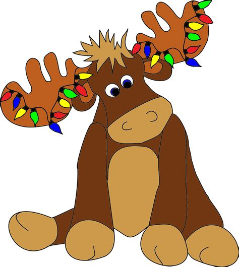 images clipart free brown clipart moose pencil and in color brown clipart moose