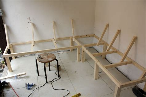 bench seat ideas how to build a bench seat for kitchen table besto blog