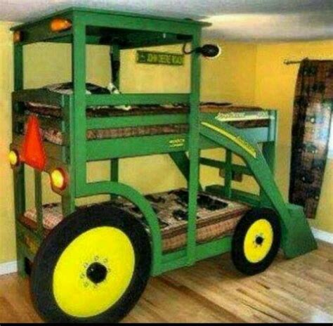 tractor bed john deere bunk bed tractors pinterest john deere nice and sleep