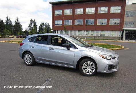 subaru hatchback 2 door 2017 subaru impreza 5 door hatchback exterior photos page