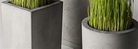 vasi cemento come realizzare vasi in cemento edilnet
