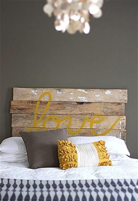 budget headboards decorates your bed in pallet headboard budget freshnist