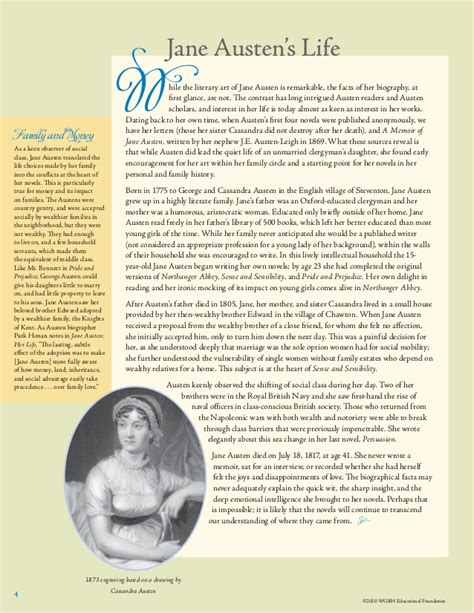 jane austen biography essay light by willis barnstone analysis essay