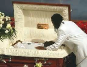 smalls funeral home biggie smalls funeral open casket in biggie smalls funeral