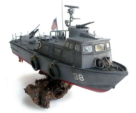 swift boat model kit revell s 1 48 scale us navy swift boat pcf boat