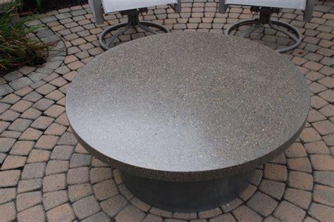 Cement Patio Tables Concrete Table Top Cheap Concrete Table Top Design Ideas U Remodel Pictures Houzz With
