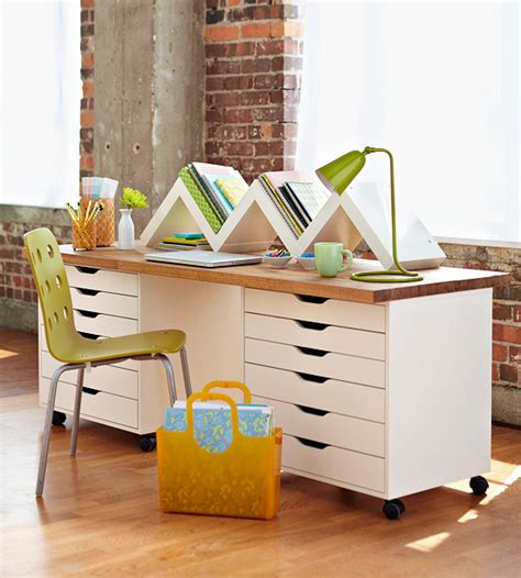Do It Yourself Office Desk Bhg Style Spotters