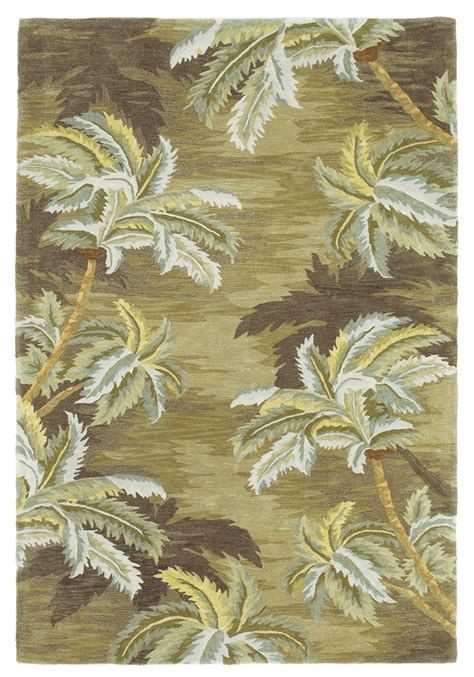 Palm Tree Runner Rug Kas Sparta Collection Rugs Kas Tropical Rugs Payless Rugs