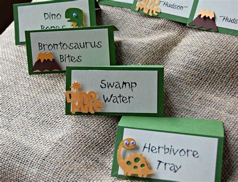 buffet name tags dinosaur birthday food buffet name tags dinosaur decor dinosaur birthday name tags