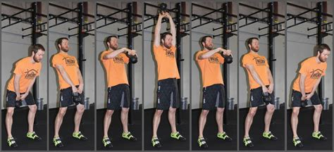american swing kettlebell sle wod 1 wod at home