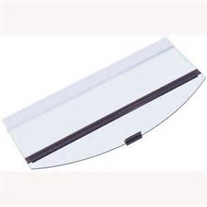 "> Aquarium Light Hoods > Aqueon 24x14"" Glass Bow Front Aquarium Top"