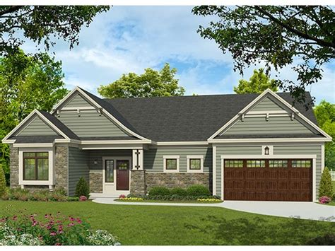 Craftsman Floor Plans eplans ranch house plan craftsman style ranch 1744