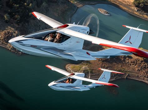 electric boat icon icon a5 light sport aircraft ergonomic mobility