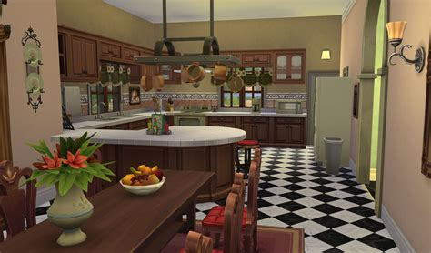 Split Level Kitchen Ideas Download Casa Martina Sims Online