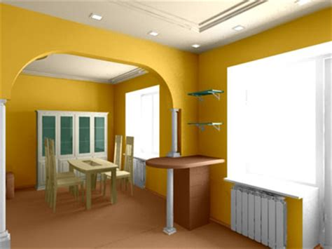 Interior Paint Schemes by Interior House Colors