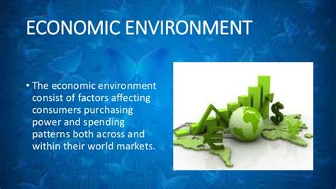 Importance Of Economics In Mba by Economic Environment Gallery
