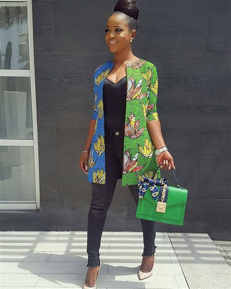 Latest Ankara Jacket | 50 pictures of the latest ankara jacket styles designs
