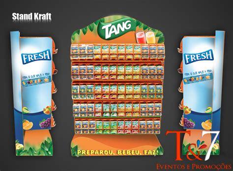 Tang Iwt No 7 aguarde em breve um novo para voc 234 kraft display tang e fresh