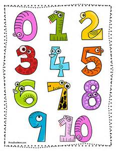 number templates 1 20 number preschool printables