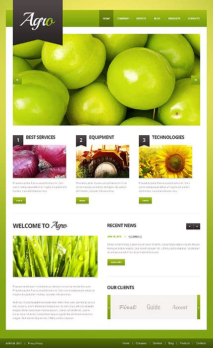 theme wordpress agriculture free 30 best farming agriculture wordpress themes 2017