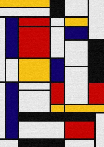 mondrian layout wikipedia de stijl influence