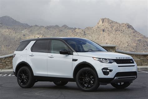 2015 land rover discovery sport black 200 interior and