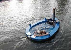 hottug tub boat the green