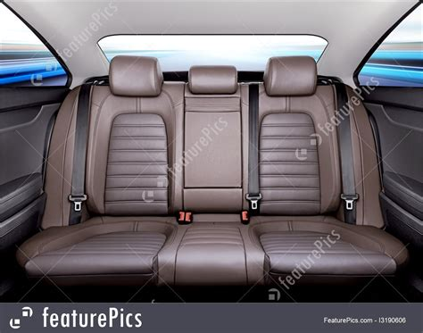cars with back seats back seat of car photo