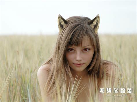 wallpaper cute lady nude horo cosplay tailgrab org y