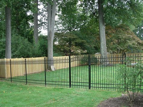 fencing options lotsa fence options lorton va 22079 angies list