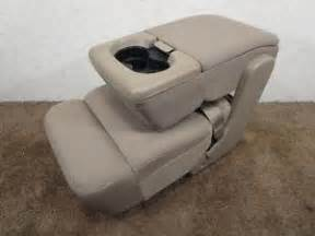 replacement ford f150 cloth center console jump seat
