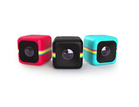 Polaroid Cube Wifi By Mitrakamera polaroid cube with wifi review 187 the gadget flow