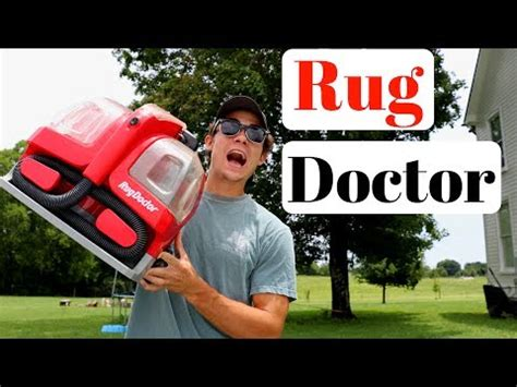 rug doctor stopped working rug doctor portable spot cleaner review