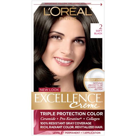 L Oreal Excellence Creme l or 233 al excellence cr 233 me permanent hair color ebay