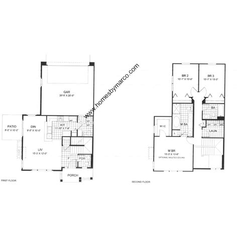 arlington house floor plan arlington model in the greenwood place subdivision in