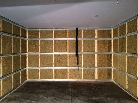 soundproof shed for drums soundproofing a garage
