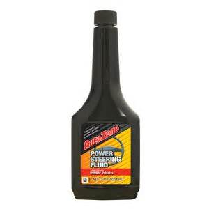 power steering fluid and additive autozone