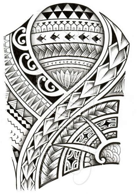polynesian art tattoo designs polynesian designs on in the most awesome