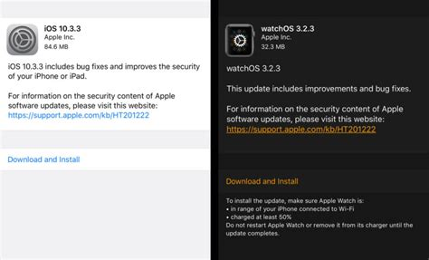 apple update bug fixes abound in macos sierra 10 12 6 ios 10 3 3 and