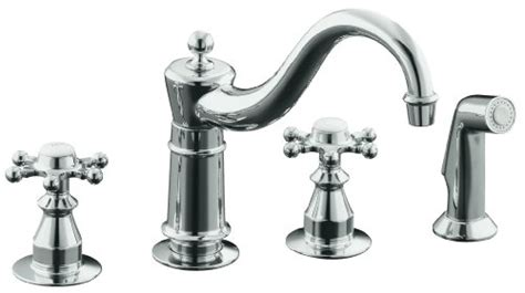 Cheap Kohler Faucets by Gt Cheap Kohler K 158 3 Cp Antique Kitchen Sink Faucet