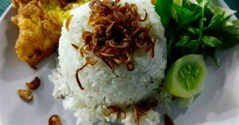 resep lauk pauk komplit nasi uduk enak  sederhana